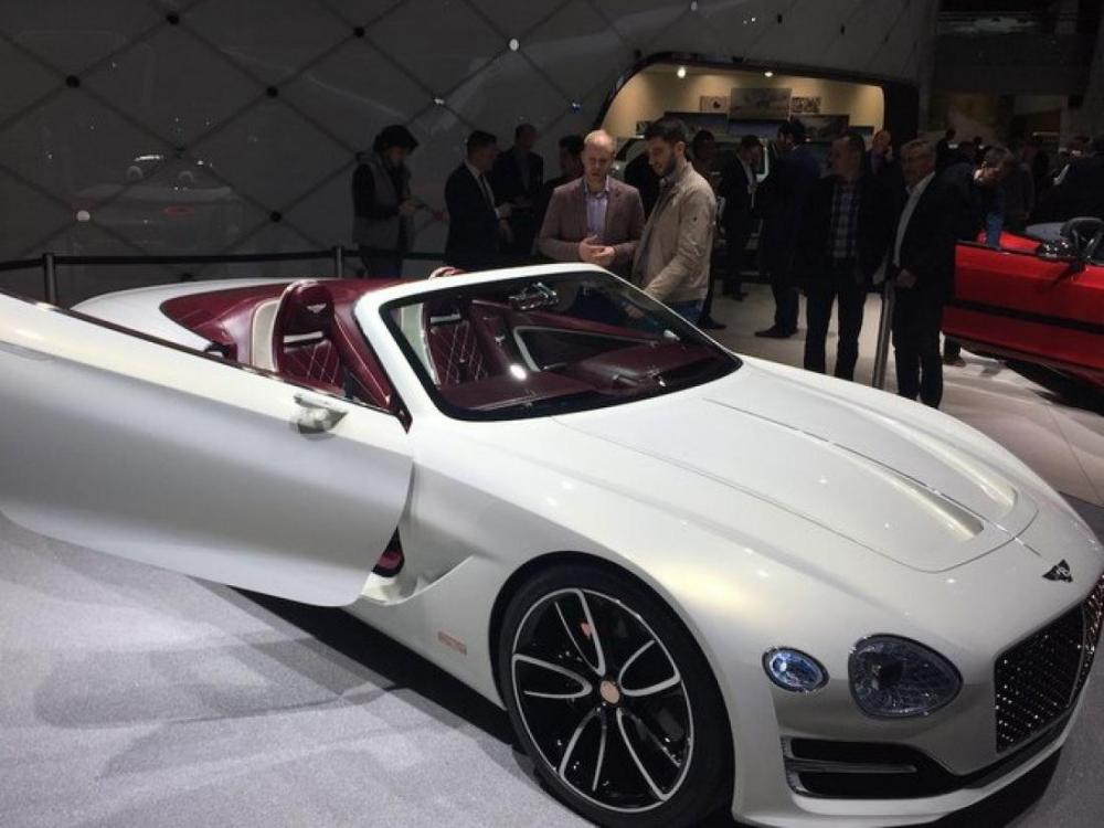 Bentley-exp 12 Speed 6e Concept