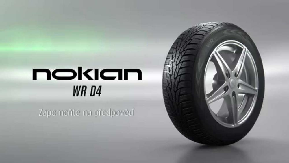 Embedded thumbnail for Nokian WR D4