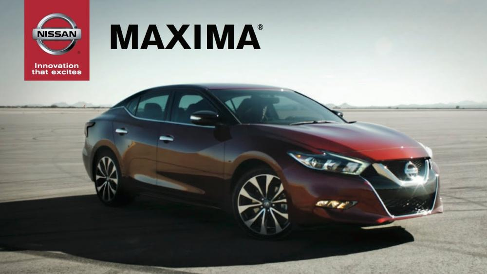 Embedded thumbnail for 2016 Nissan Maxima